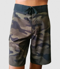 Mangrove Monkey 4-way Camo Boardshorts