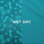 Water Reactive Fabric Kai