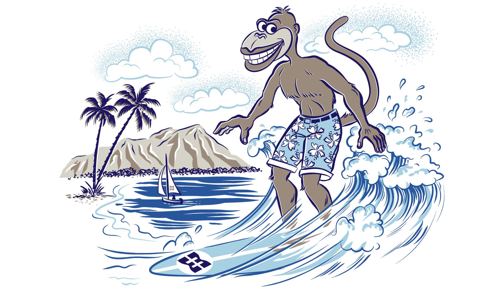 KoKo Surfs Waikiki