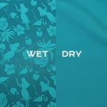 Kai Water Reactive Fabric Pattern